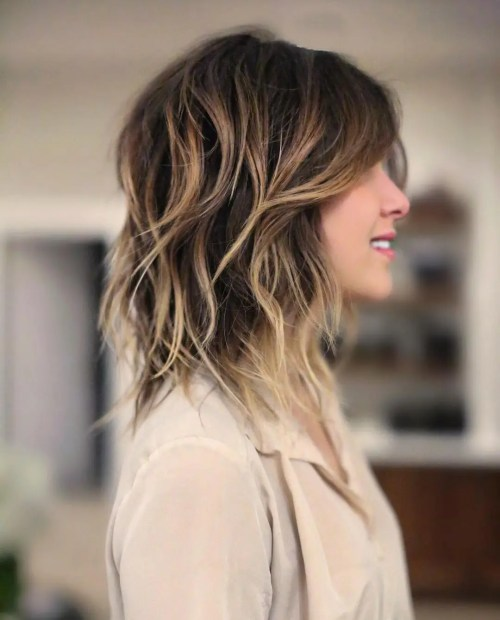 Swell 50 Best Variations Of A Medium Shag Haircut For Your Distinctive Style Short Hairstyles For Black Women Fulllsitofus