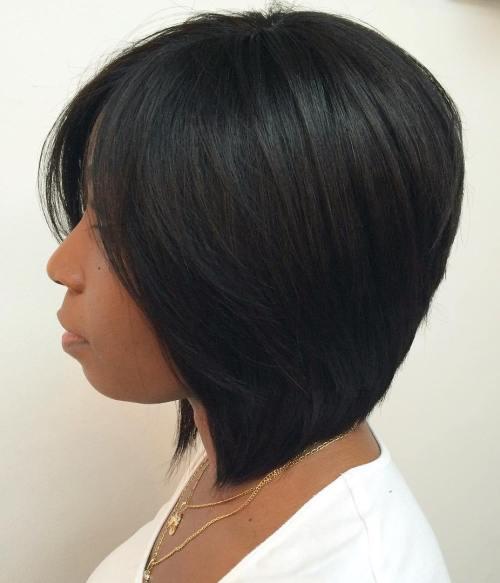 Surprising 60 Showiest Bob Haircuts For Black Women Hairstyles For Women Draintrainus