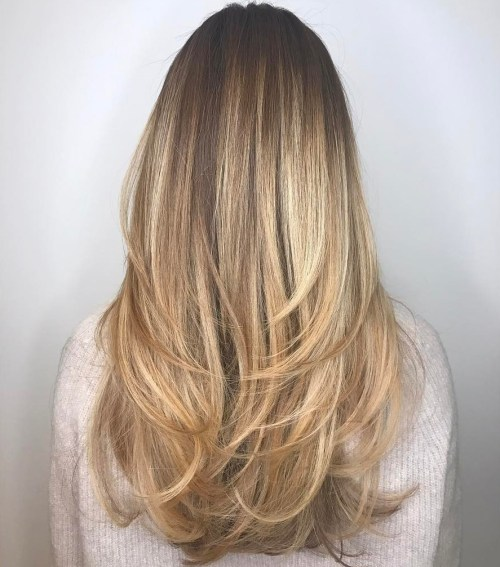 80 Cute Layered Hairstyles And Cuts For Long Hair In 2019