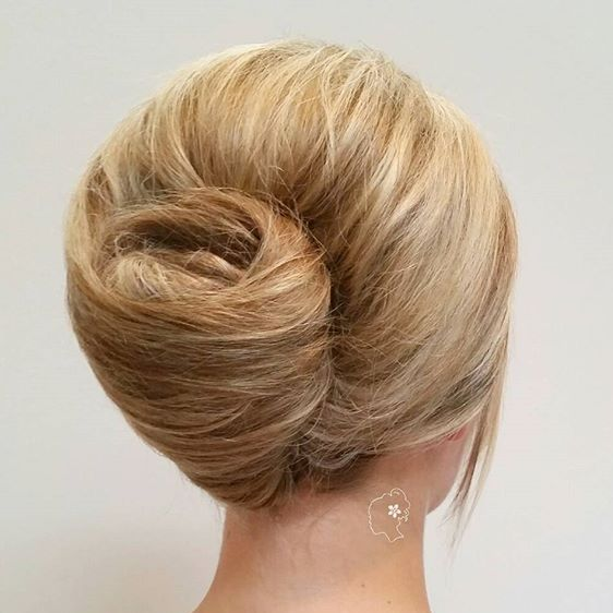 French Twist Wedding Hairstyles: 40 Most Delightful Prom Updos For Long Hair In 2017