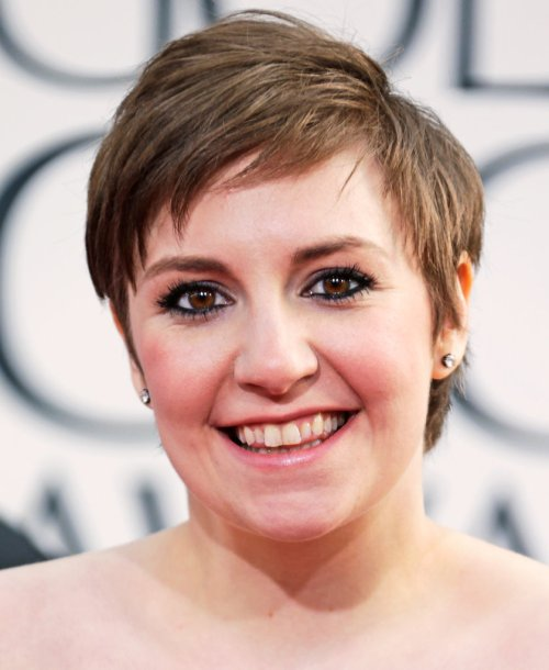pixie hairstyle for fat round faces