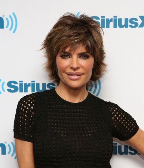 Swell 30 Spectacular Lisa Rinna Hairstyles Hairstyles For Women Draintrainus