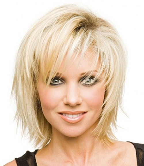 Outstanding 40 Best Variations Of A Medium Shag Haircut For Your Distinctive Style Short Hairstyles Gunalazisus