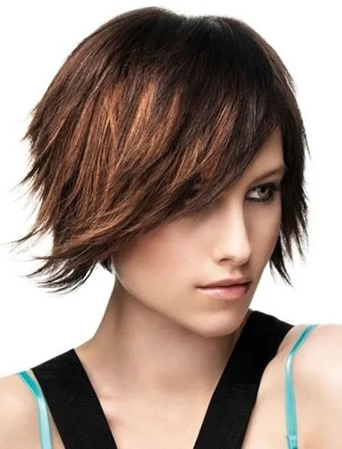 Short Sassy Haircuts Therighthairstyles Com