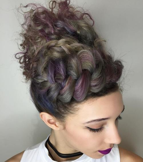 55 styles and cuts for naturally curly hair in 2017 pmusecretfo Images