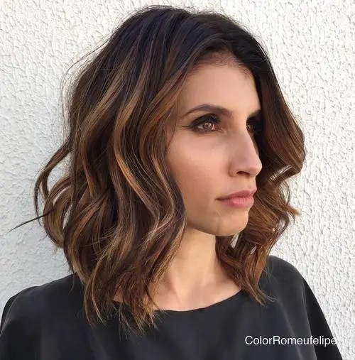 Sensational 60 Super Chic Hairstyles For Long Faces To Break Up The Length Hairstyles For Men Maxibearus