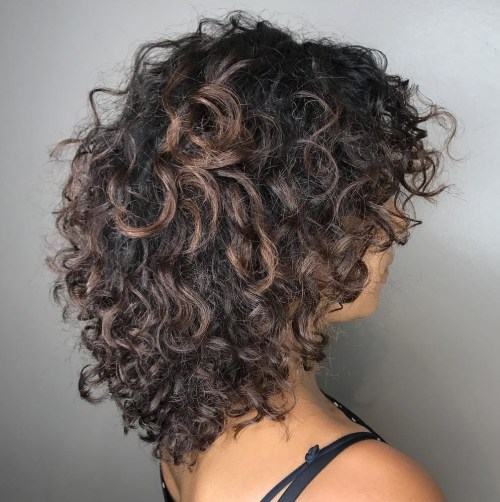 60 Styles And Cuts For Naturally Curly Hair In 2020