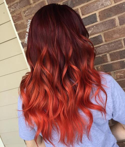 60 best ombre hair color ideas for blond brown red and