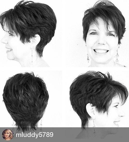 Marvelous 70 Respectable Yet Modern Hairstyles For Women Over 50 Short Hairstyles For Black Women Fulllsitofus