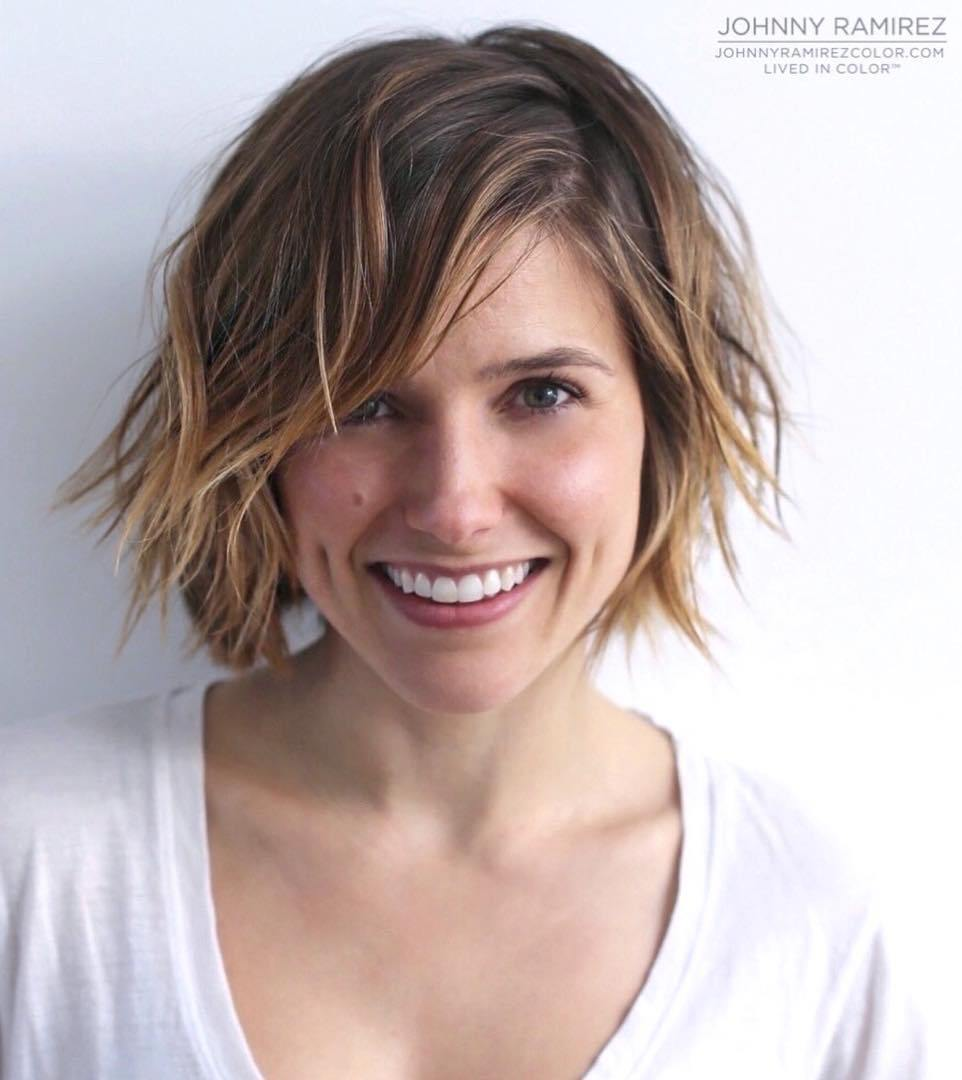perfectly imperfect messy hairstyles