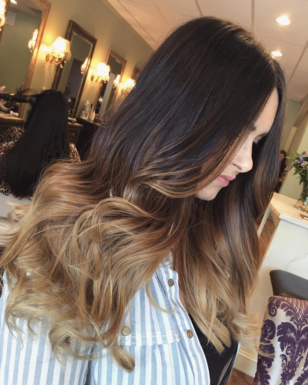 Light Brown Hair Ombre | www.pixshark.com - Images