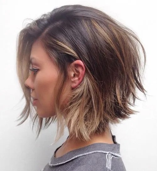 Groovy 38 Perfectly Imperfect Messy Hairstyles For All Lengths Short Hairstyles Gunalazisus