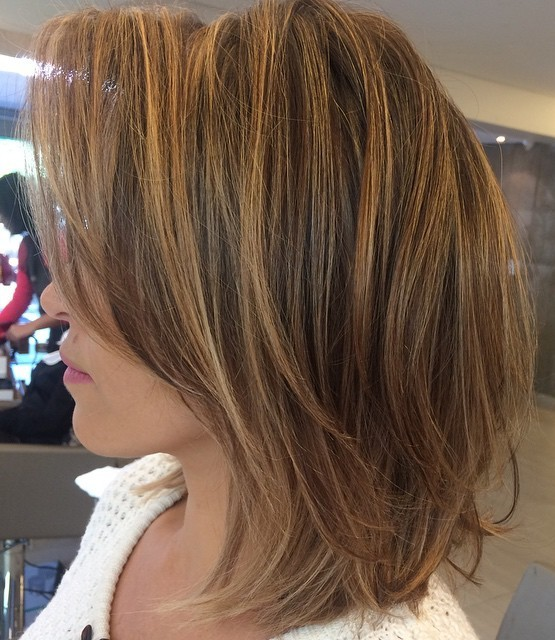 50 Light Brown Hair Color Ideas With Highlights And Lowlights: 45 Light Brown Hair Color Ideas: Light Brown Hair With