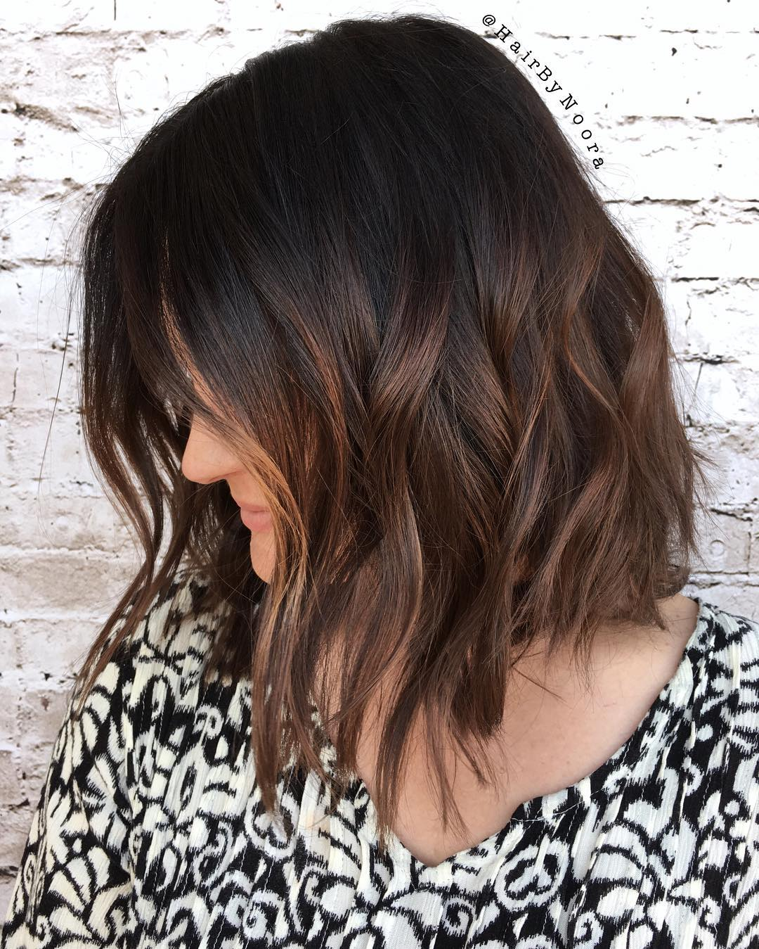 milk chocolate brown hair color 60 chocolate brown hair color ideas for brunettes