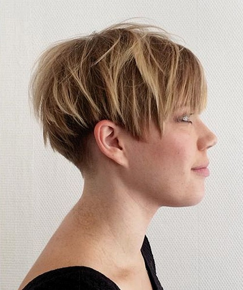 Admirable 60 Short Choppy Hairstyles For Any Taste Choppy Bob Choppy Short Hairstyles Gunalazisus