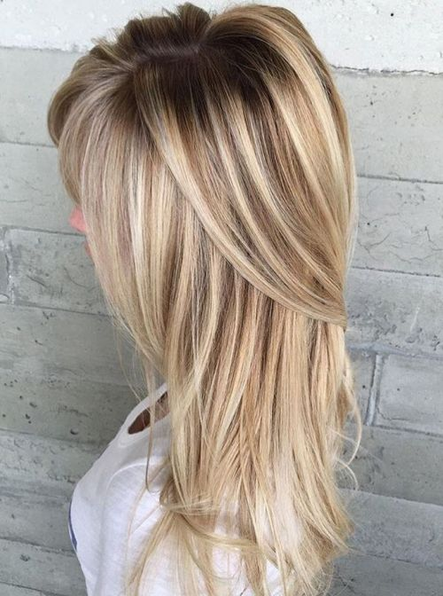 hair with roots styles highlights in hair hairs picture gallery 3460