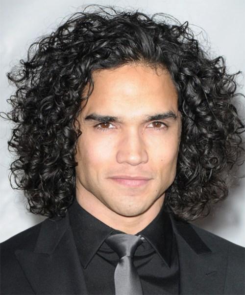 Wavy Hair Men Hairstyles: 50 Stately Long Hairstyles For Men