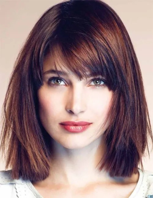 Awe Inspiring 50 Best Hairstyles For Square Faces Rounding The Angles Short Hairstyles Gunalazisus
