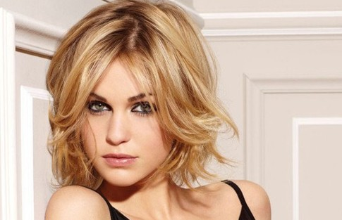Excellent 50 Best Hairstyles For Square Faces Rounding The Angles Short Hairstyles Gunalazisus