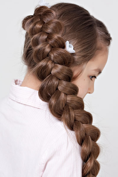 dutch braided hairstyle