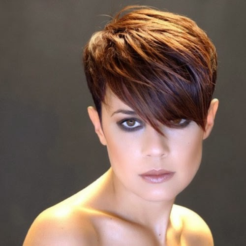 40 Best Edgy Haircuts Ideas to Upgrade Your Usual Styles  |Edgy Hairstyles 2014