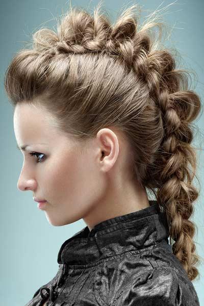 Wondrous 30 Best Dutch Braid Inspired Hairstyles Hairstyles For Men Maxibearus