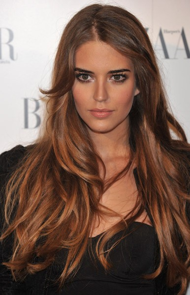 light caramel brown new hairstyle 2014 medium brown hair with caramel 308