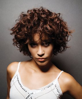 Magnificent 55 Styles And Cuts For Naturally Curly Hair In 2017 Short Hairstyles Gunalazisus