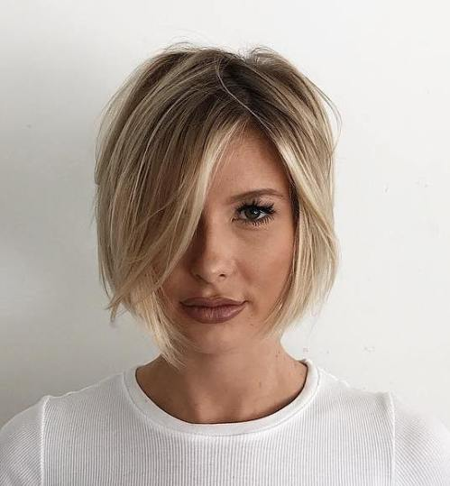 Low Maintenance Chin-Length Bob