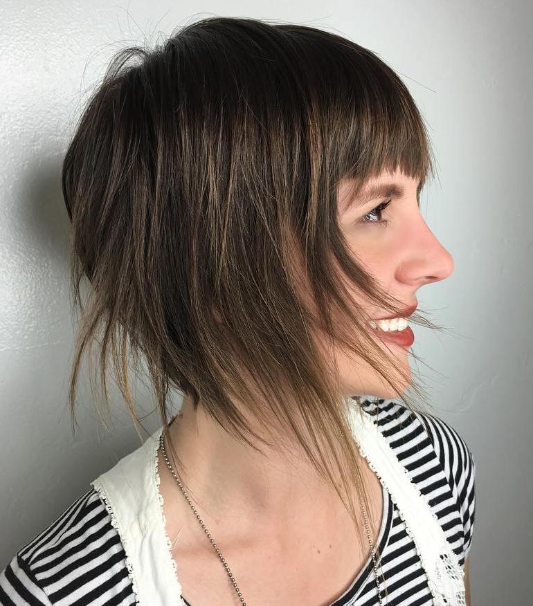 Fantastic 65 Devastatingly Cool Haircuts For Thin Hair Short Hairstyles Gunalazisus