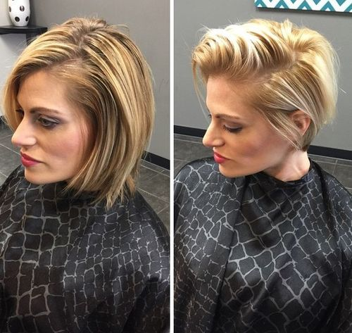 Surprising Bob Haircuts For Fine Hair Long And Short Bob Hairstyles On Trhs Short Hairstyles For Black Women Fulllsitofus