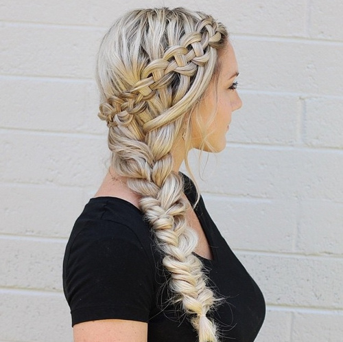 Braided Updos For Thin Hair: 40 Picture-Perfect Hairstyles For Long Thin Hair