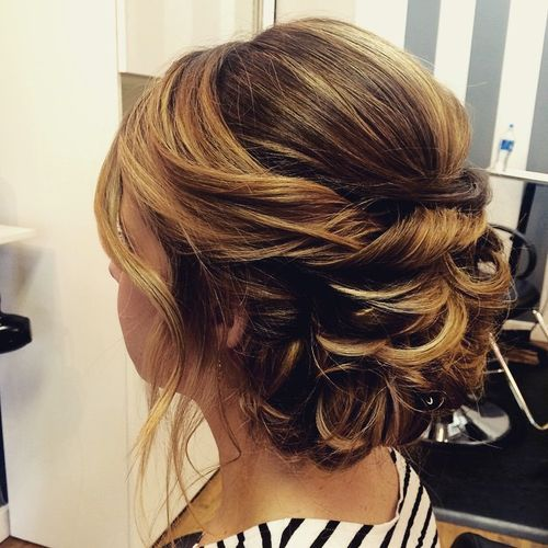 Bridesmaid Hairstyles For Thin Hair: 60 Updos For Thin Hair That Score