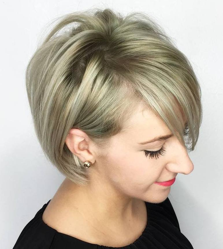 Admirable 65 Devastatingly Cool Haircuts For Thin Hair Short Hairstyles For Black Women Fulllsitofus