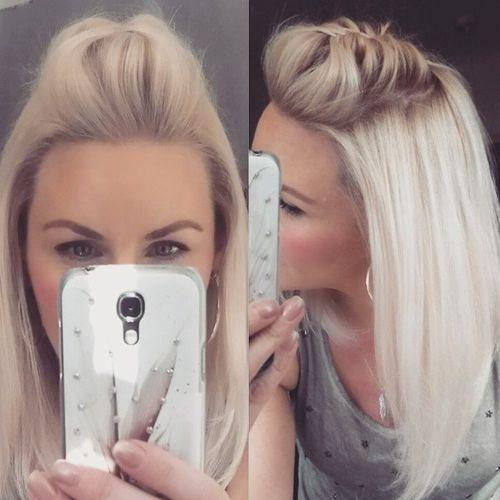 Wondrous 70 Darn Cool Medium Length Hairstyles For Thin Hair Short Hairstyles Gunalazisus