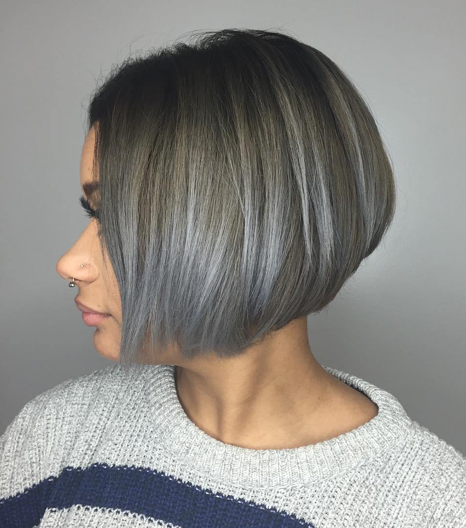 haircut fine hair 70 winning looks with bob haircuts for hair 2875 | 8 pastel blue balayage bob