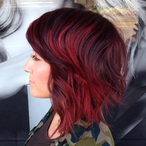 30 trendiest shaggy bob haircuts of the season