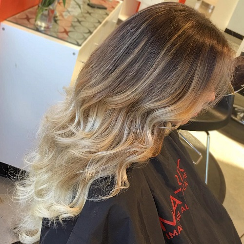 Blonde Ombre For Brown Hair