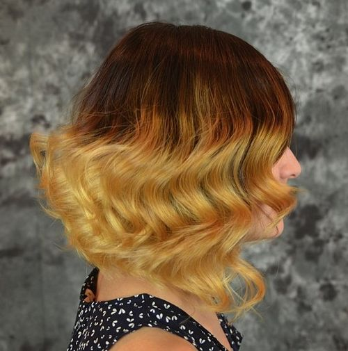 20 Short Ombre Hair Options For Your Cropped Locks In 2017