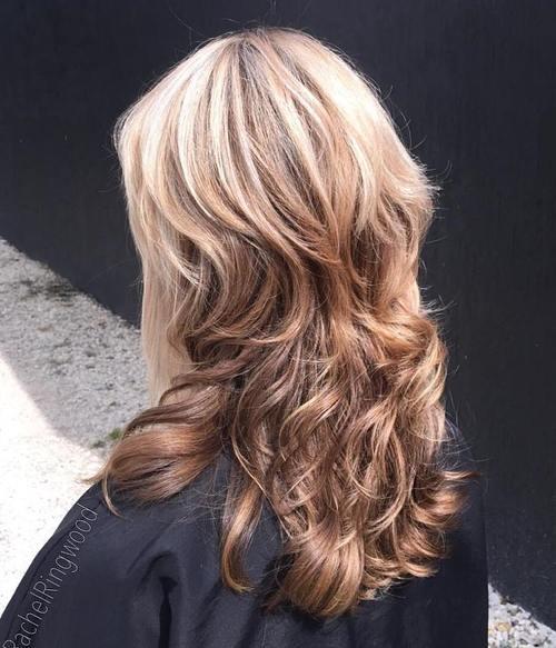 Fine 35 Lovely Long Shag Haircuts For Effortless Stylish Looks Short Hairstyles For Black Women Fulllsitofus
