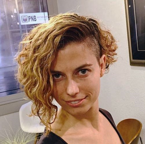 Superb 40 Different Versions Of Curly Bob Hairstyle Short Hairstyles Gunalazisus