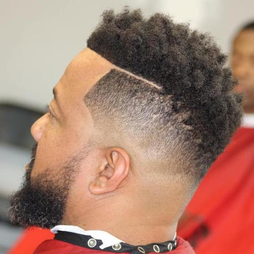 Skin Fade For Natural Hair