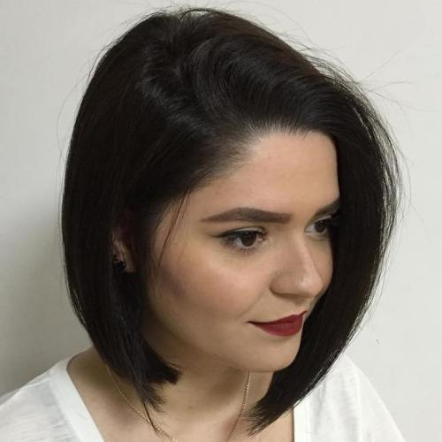 40 Stunning Medium Hairstyles For Round Faces