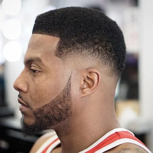 Excellent 50 Stylish Fade Haircuts For Black Men In 2017 Short Hairstyles Gunalazisus