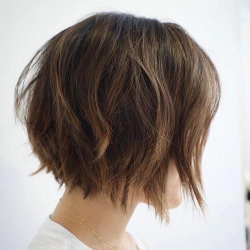 Phenomenal 30 Trendiest Shaggy Bob Haircuts Of The Season Short Hairstyles Gunalazisus
