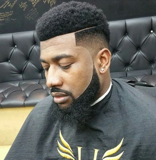 Miraculous 50 Stylish Fade Haircuts For Black Men In 2017 Hairstyles For Men Maxibearus