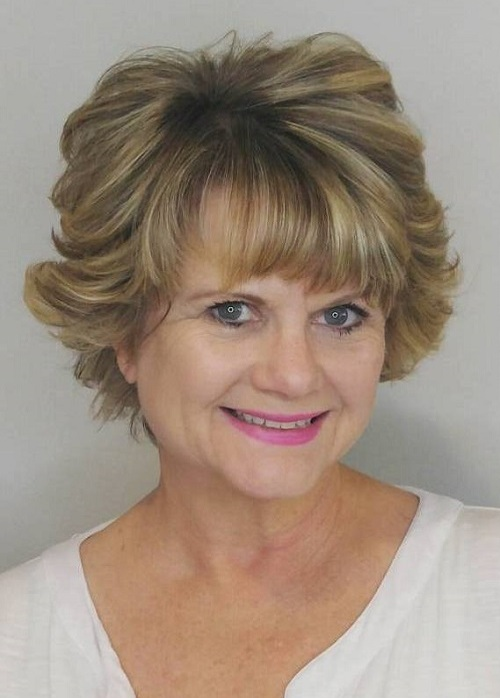 Groovy 30 Modern Haircuts For Women Over 50 With Extra Zing Hairstyle Inspiration Daily Dogsangcom
