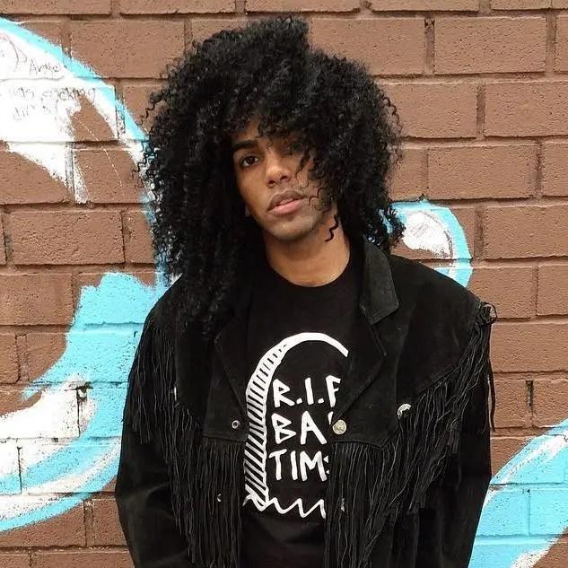Super 20 Terrific Long Hairstyles For Black Men Short Hairstyles Gunalazisus