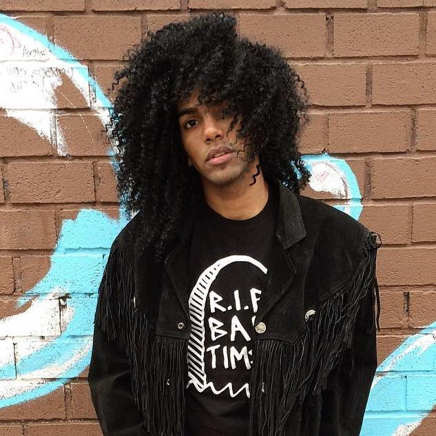 Astonishing 20 Terrific Long Hairstyles For Black Men Hairstyles For Men Maxibearus