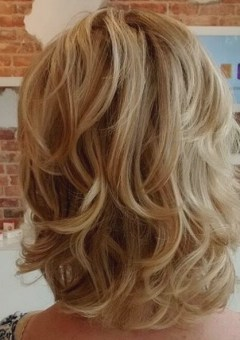 Groovy Shag Haircuts And Hairstyles In 2017 Therighthairstyles Hairstyle Inspiration Daily Dogsangcom